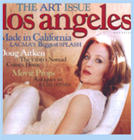 los angeles Magazine Cover Image